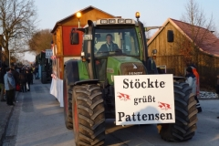 Gastwagen in Pattensen 2012