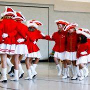 Tanzbegeisterte Mädchen für Stöckter Garde gesucht
